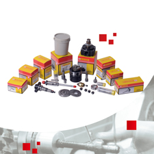 Diesel Injection Spare Parts - Injectors Spare Parts - Diesel Components