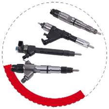 Common Rail Fuel Injection Parts - common rail injector assembly and rebuild kit